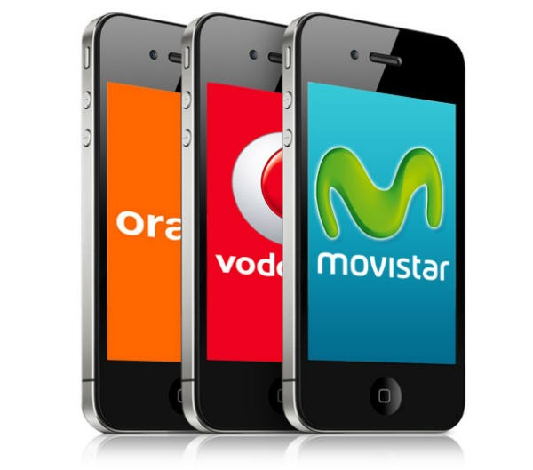 Tarifas actualizadas de Movistar, Vodafone y Orange