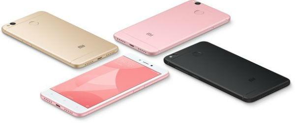 Imagenes del Xiaomi Redmi 4X