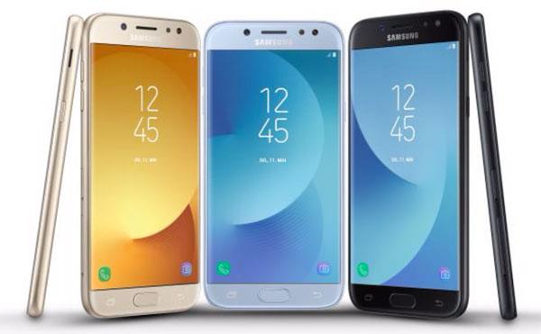 7 características claves del Samsung™ Galaxy™ J7 2017