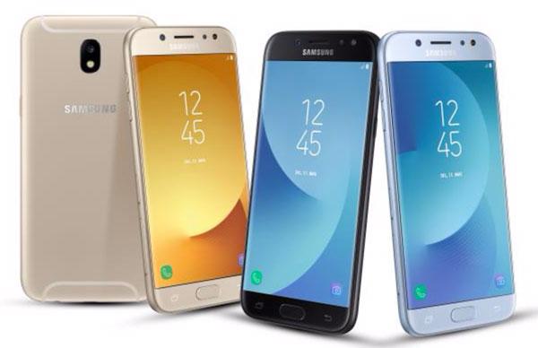 7 características claves del Samsung™ Galaxy™ J7 2017 diseño