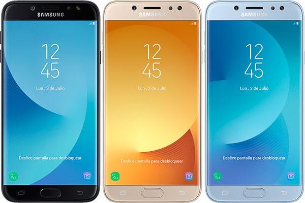 7 características claves del Samsung Galaxy J7 2017