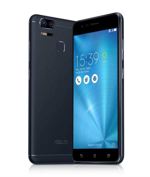 Asus ZenFone Zoom S camara