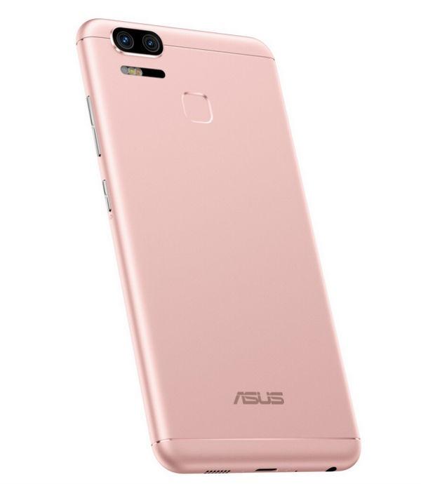 Asus ZenFone Zoom S diseño