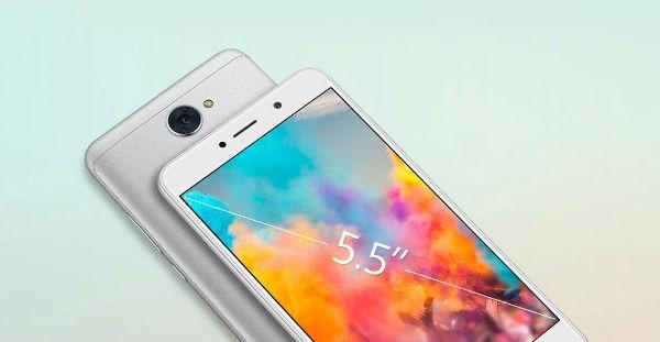 Huawei Y7 diseño