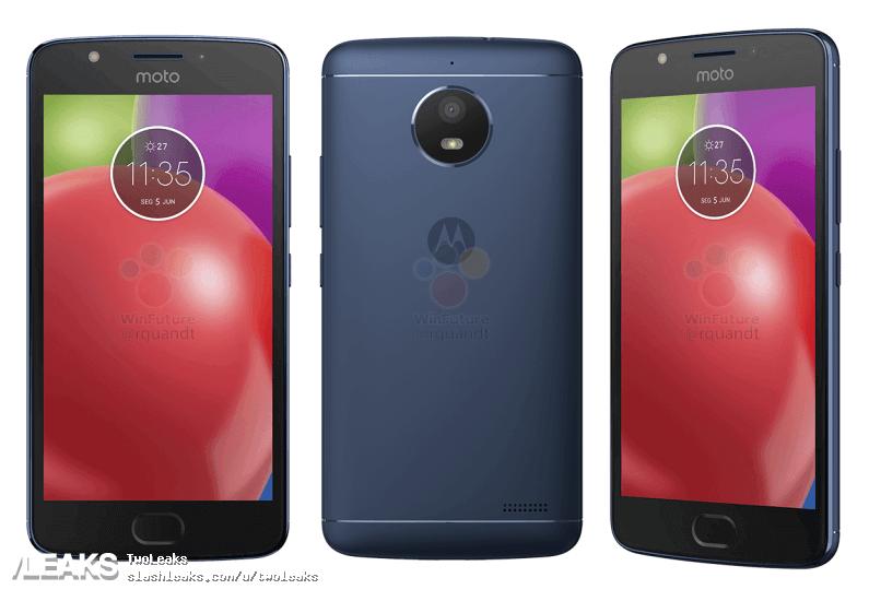 Moto E4 y Moto™ E4 Plus aparecen en imágenes de prensa filtradas