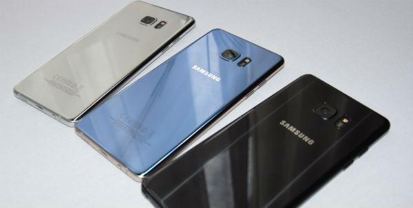 El Samsung™ Galaxy™ Note ocho estará libre en 2 capacidades