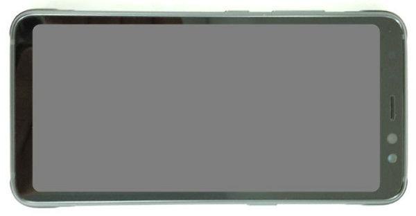 Samsung Galaxy S8 Active diseño
