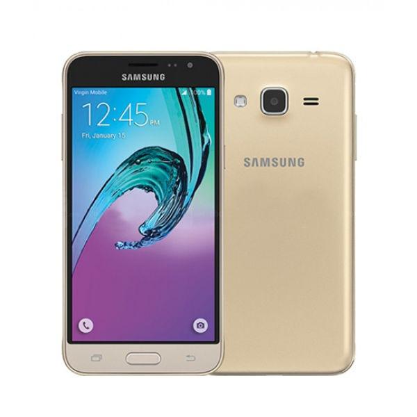 Samsung Galaxy J3 2016 diseño