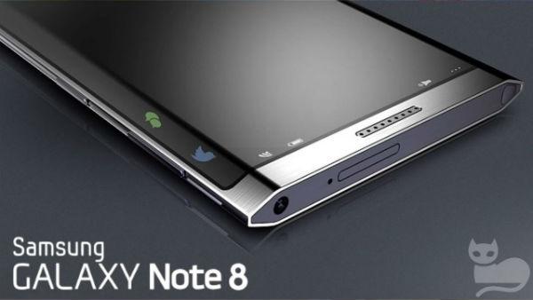 Los 5 rumores con mas potencia sobre el Samsung™ Galaxy™ Note 8