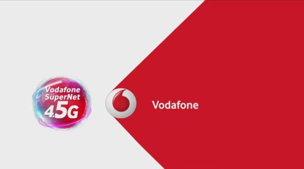 Vodafone empieza a ofrecer velocidad 4,5G en España