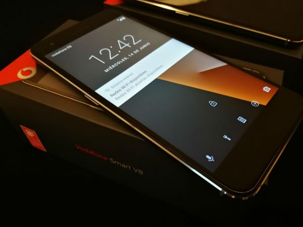 Vodafone Smart V8, desgranamos el gama alta de Vodafone