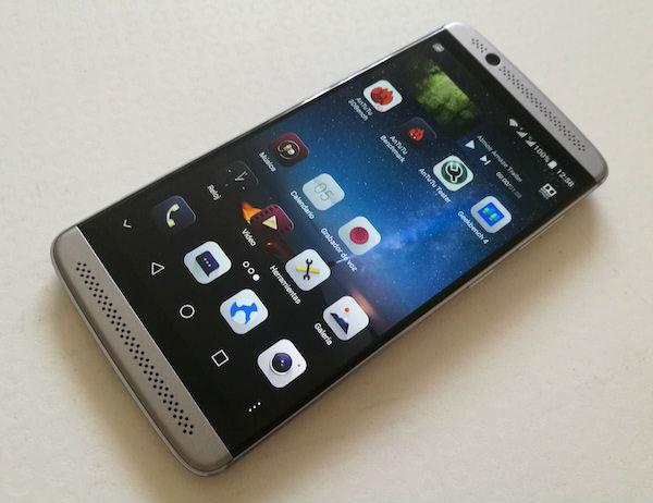 Empieza la modernización de Android™ 7.1 para los ZTE Axon siete mini