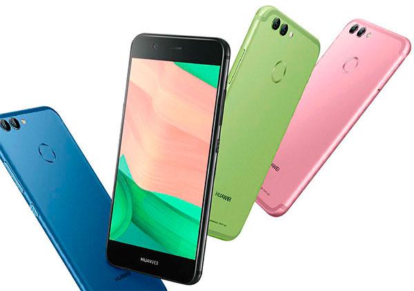 Huawei Nova 3, información filtrada sobre el próximo teléfono sin marcos de Huawei