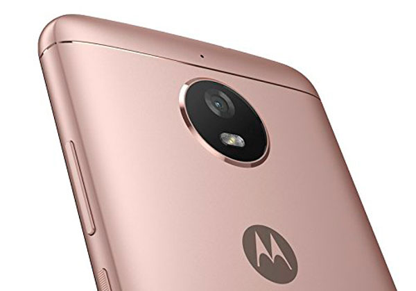 Comparativa Motorola™ Moto™ E4 vs Moto™ E3 parte camara Moto™ E4