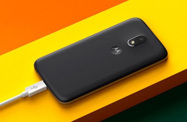 Comparativa Motorola™ Moto™ E4 vs Moto™ E3 parte bateria Moto™ E3