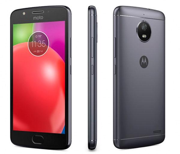 Comparativa Motorola™ Moto™ E4 vs Moto™ E3 parte meta Moto™ E4