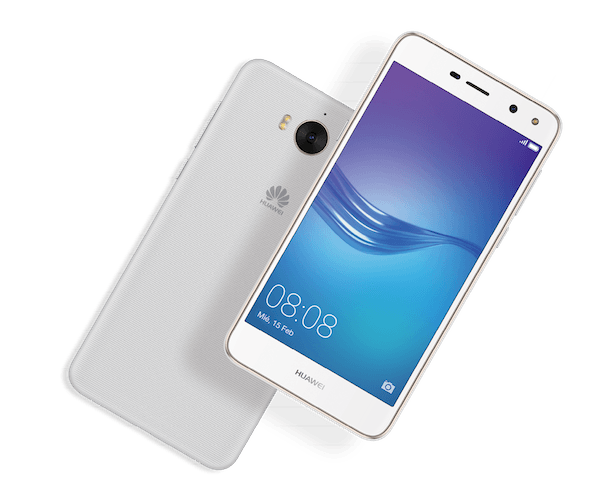 Huawei Y6 2017, costo y fecha de salida en España