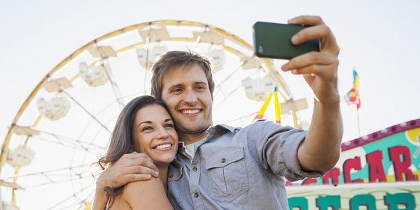 5 móviles baratos con buena cámara selfie