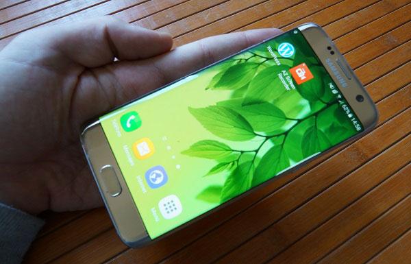 Actualización de seguridad de noviembre del Samsung Galaxy S7