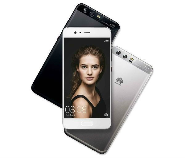 Huawei P10, precios y tarifas con Movistar, Orange y Vodafone