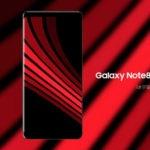 rumores Samsung™ Galaxy™ Note ocho procesador y memoria