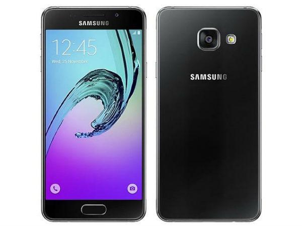 Empieza la modernización a Android™ siete del Samsung™ Galaxy™ A3 2016