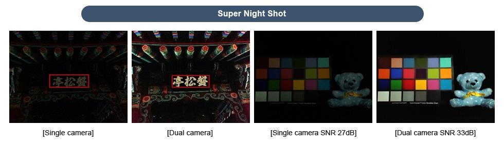 Característica cámara Galaxy Note 8