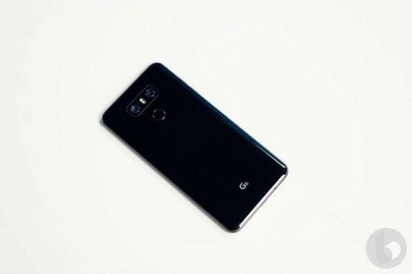 LG G6 mini coprocesador