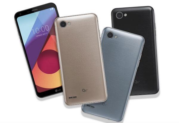 LG Q6 potencia