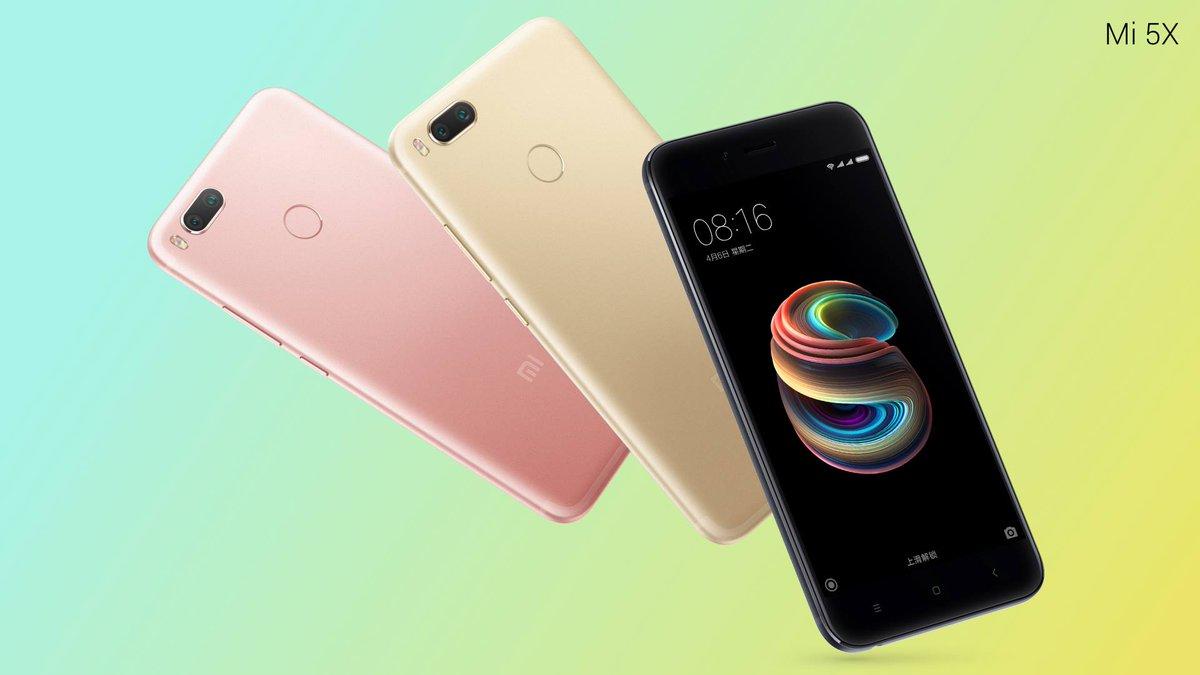 Las 5 carácteristicas claves del Xiaomi Mi 5X