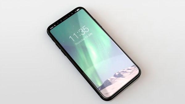 Aparece una nueva imagen del iPhone 8