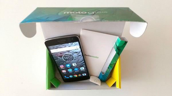 comparativa BQ Aquaris X Pro vs Motorola Moto G5 Plus parte pantalla Moto G5 Plus
