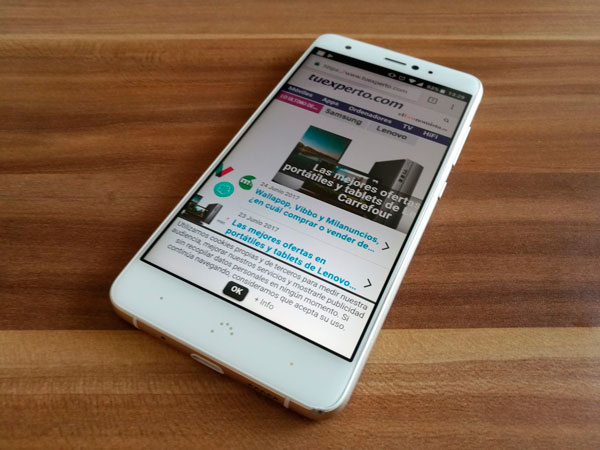 comparativa BQ Aquaris X Pro vs Motorola™ Moto™ G5 Plus meta BQ