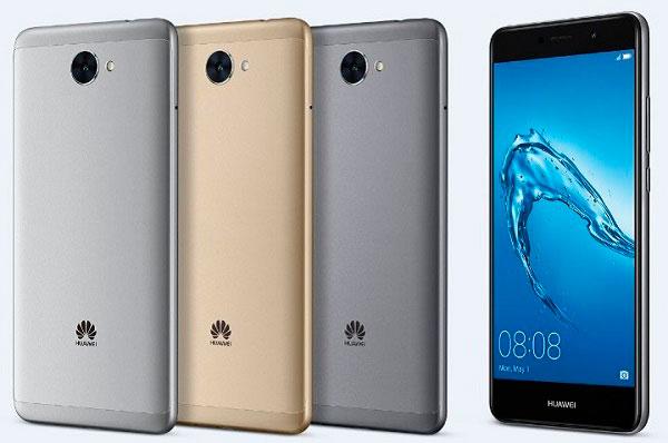 comparativa Huawei™ Y7 vs Huawei™ Y6 II parte trasera Y7