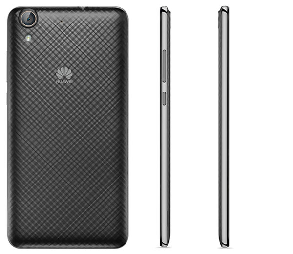 comparativa Huawei™ Y7 vs Huawei™ Y6 II camara Y6 II