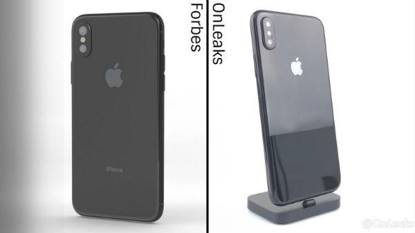 Aparecen nuevas imágenes del iPhone 8