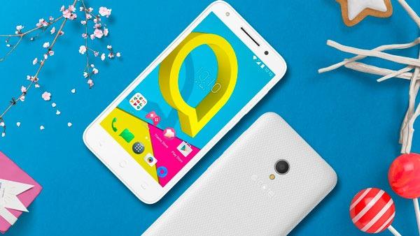 caracteristicas clave Alcatel℗ U5 4G precio