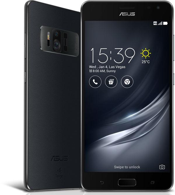 Asus ZenFone AR, análisis, precio y opiniones