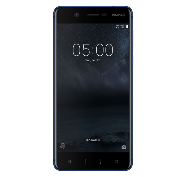 lanzamiento oficial Nokia 5 pantalla HD