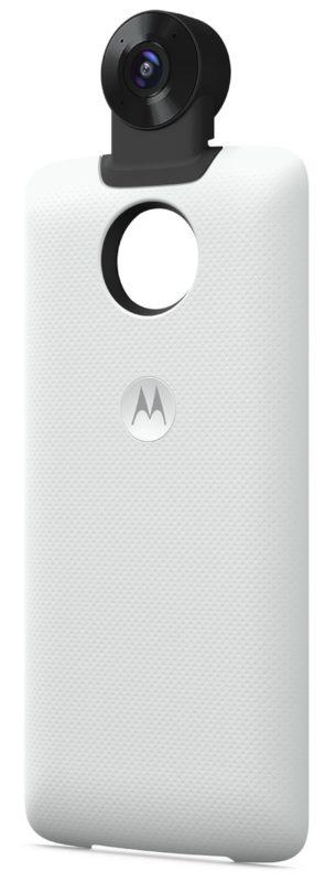 El Moto Z contará con seis nuevos accesorios Moto Mods