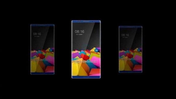 Este podría ser el espectacular diseño del Xiaomi Mi Note 3