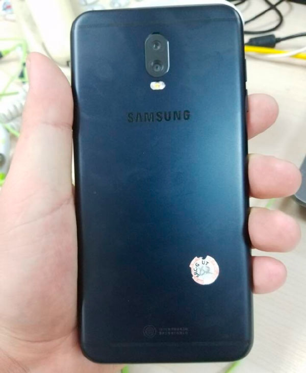 rumor doble camara Samsung Galaxy J7 2017 parte trasera