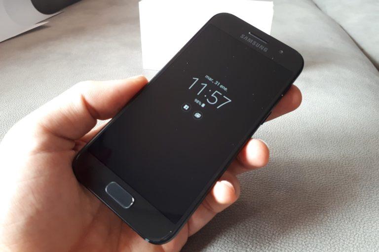 Los Samsung Galaxy A3 2017 y J7 2016 se actualizarán en breve a Android 7