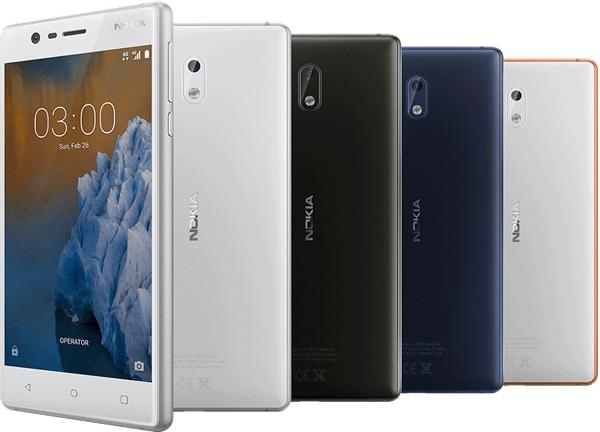 El Nokia 3 a la venta en España, claves y precio