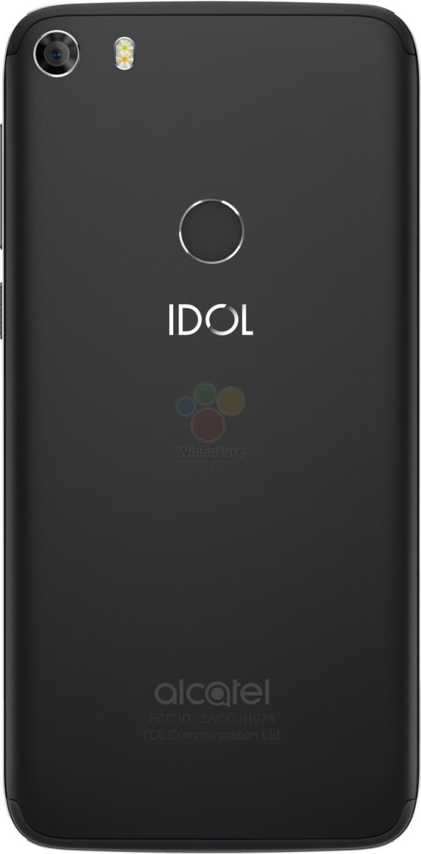 El Alcatel™ Idol cinco aparecen en imágenes de prensa con especificaciones filtradas