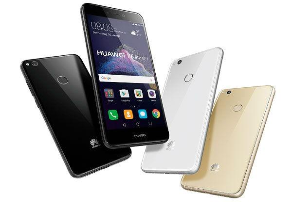 Huawei P8 Lite 2017, precios y tarifas con Movistar, Vodafone y Orange
