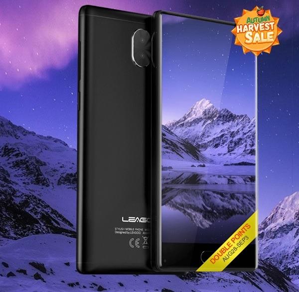 LEAGOO KIICA MIX, un móvil de pantalla infinita por menos de 60 euros