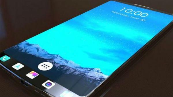 Así sería la pantalla del LG V30
