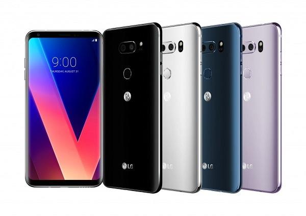 5 puntos clave del LG V30