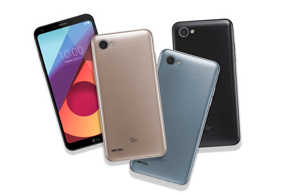 LG Q6 a la venta en España, precio y características